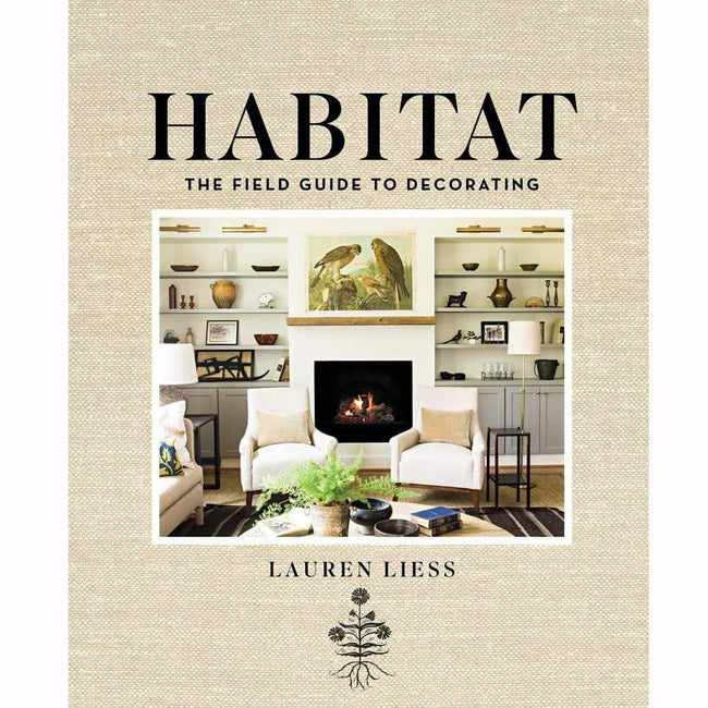 Harper Book Group Book Habitat: The Field Guide to Decorating