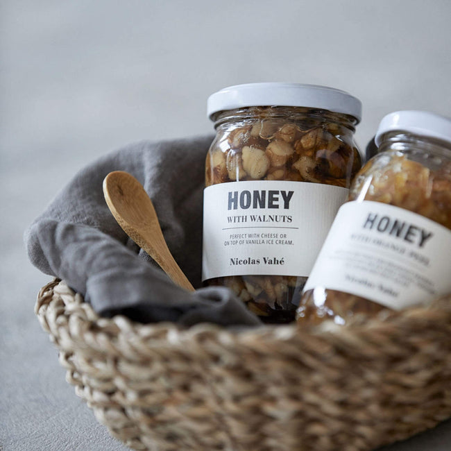 Society of Lifestyle Food Honey with Walnuts
