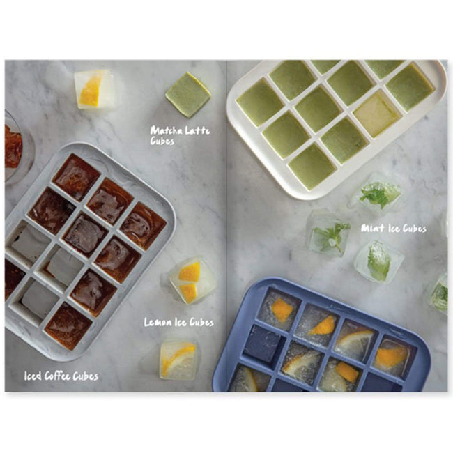 W&P Book Ice Tray Treats Book