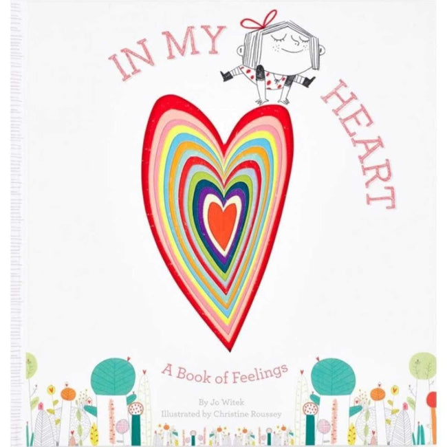 Harper Book Group Book In My Heart: A Book of Feelings