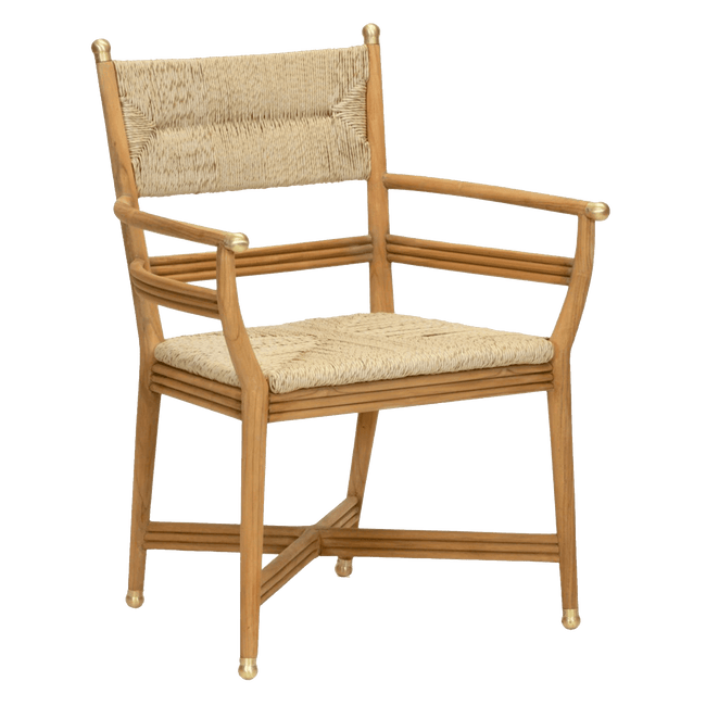 Selamat Furniture Natural Kelmscott Arm Chair