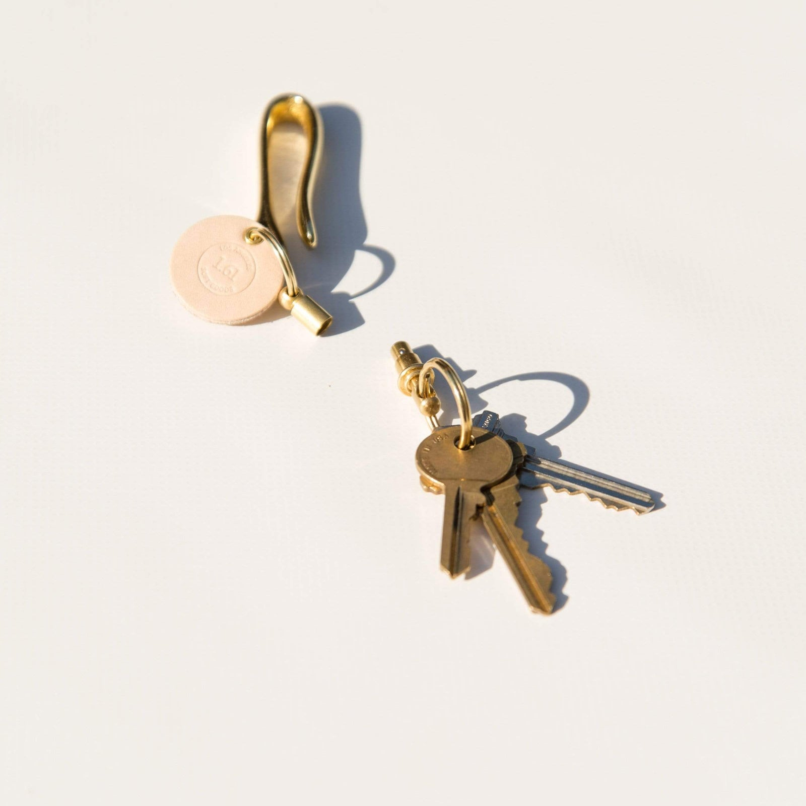 1.61 Soft Goods Accessory Key Hook With Quick Release Key Holder