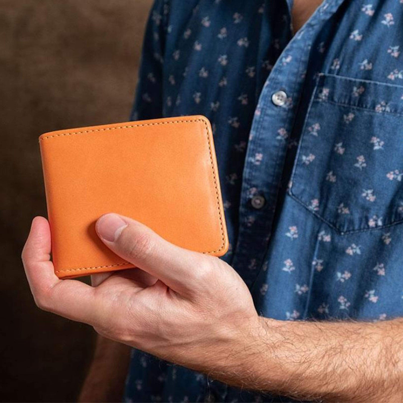 Made In Mayhem Clothing Lincoln Bifold Wallet