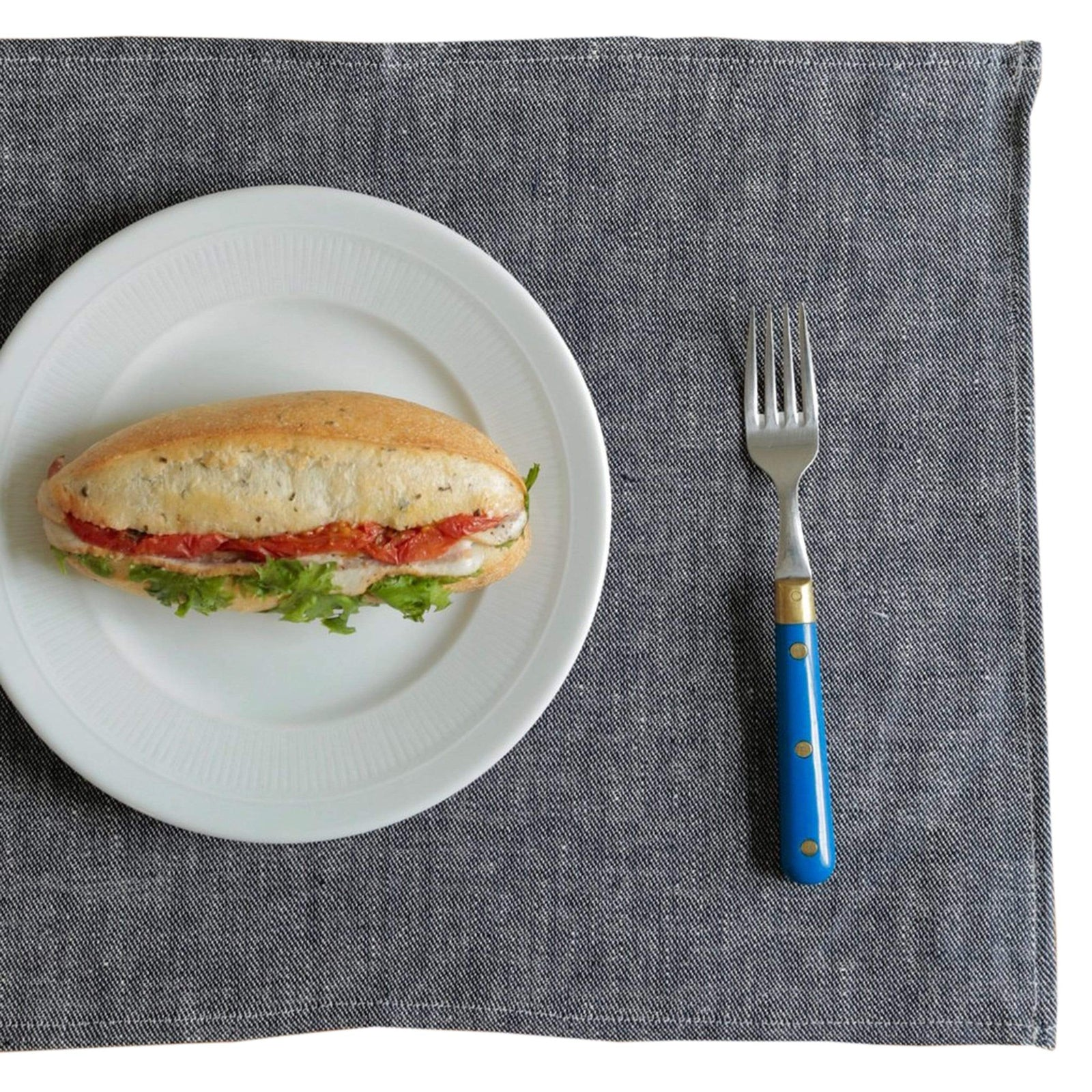 Fog Linen Work Kitchenware Linen Placemat