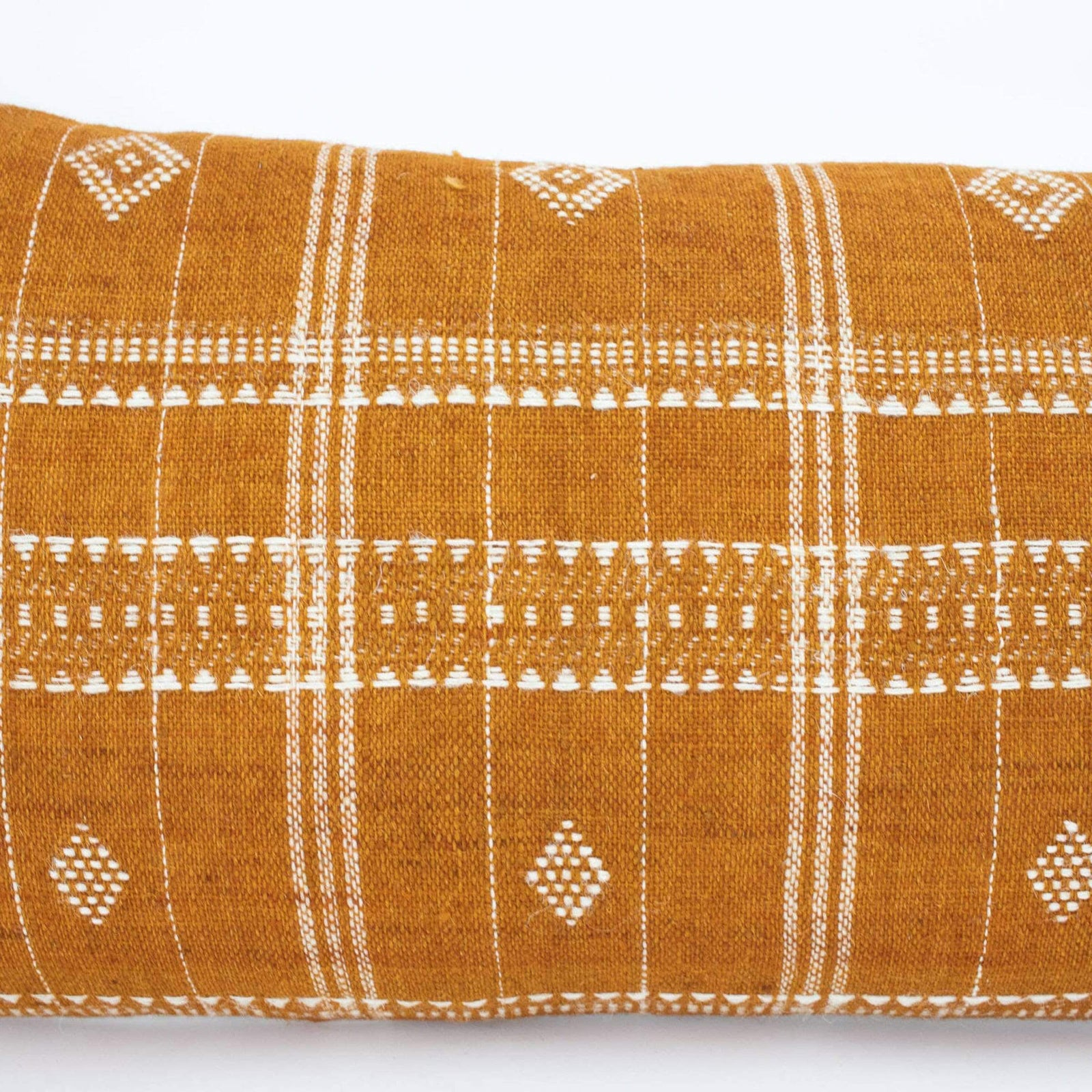 Heddle & Lamm Pillow Lolita Indian Wool Lumbar Pillow