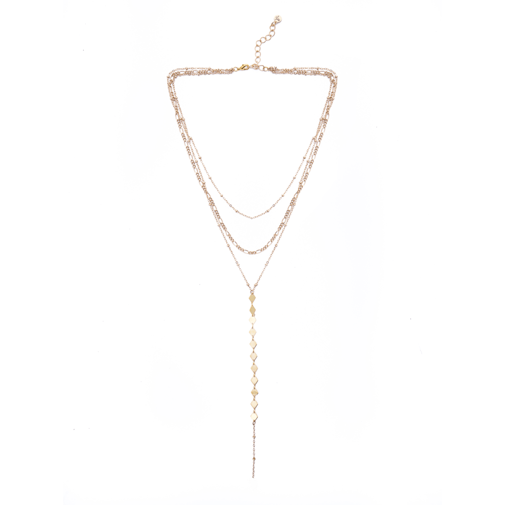 MOD + JO Jewelry Malibu Layered Necklace