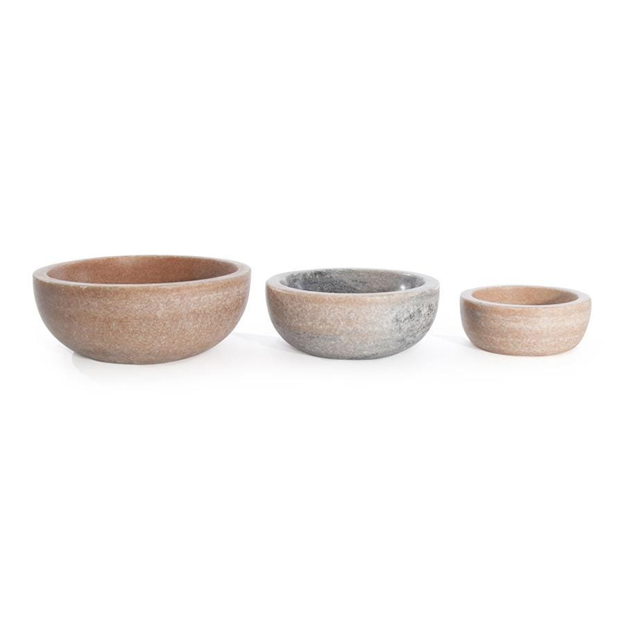 Hawkins New York Accessory Mara Marble Bowls