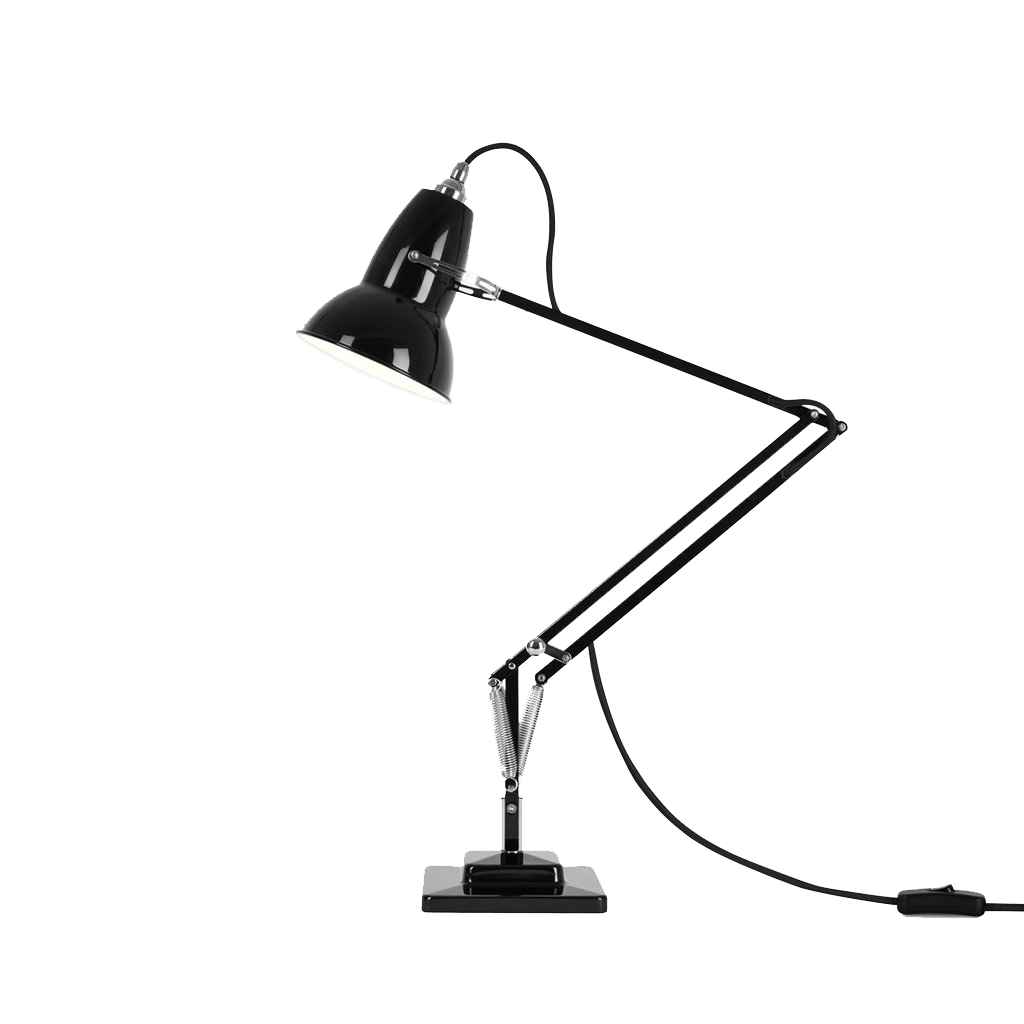 Anglepoise Lighting Jet Black Original 1227™ Desk Lamp