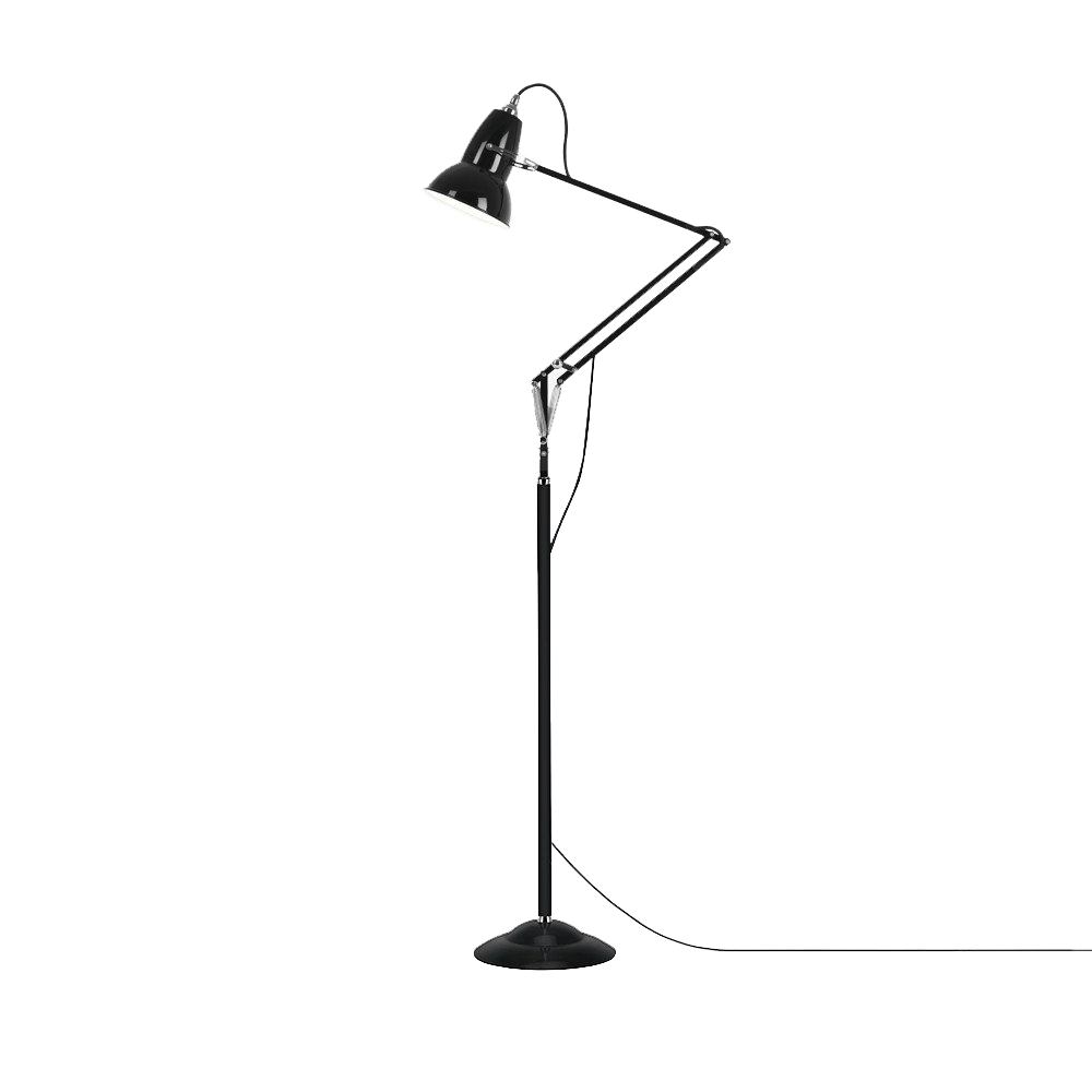 Anglepoise Lighting Jet Black Original 1227™ Floor Lamp