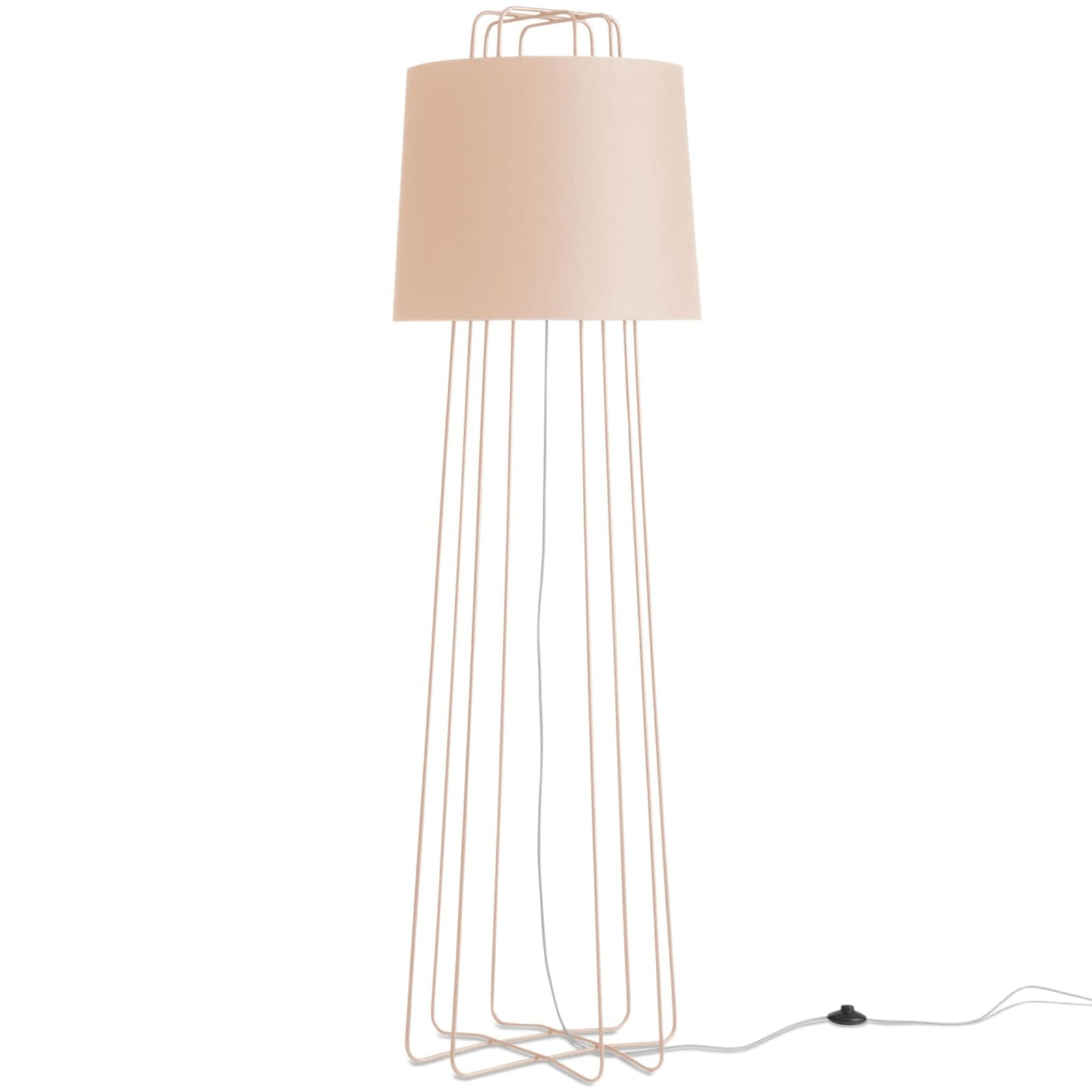 Blu Dot Lighting Blush Perimeter Floor Lamp