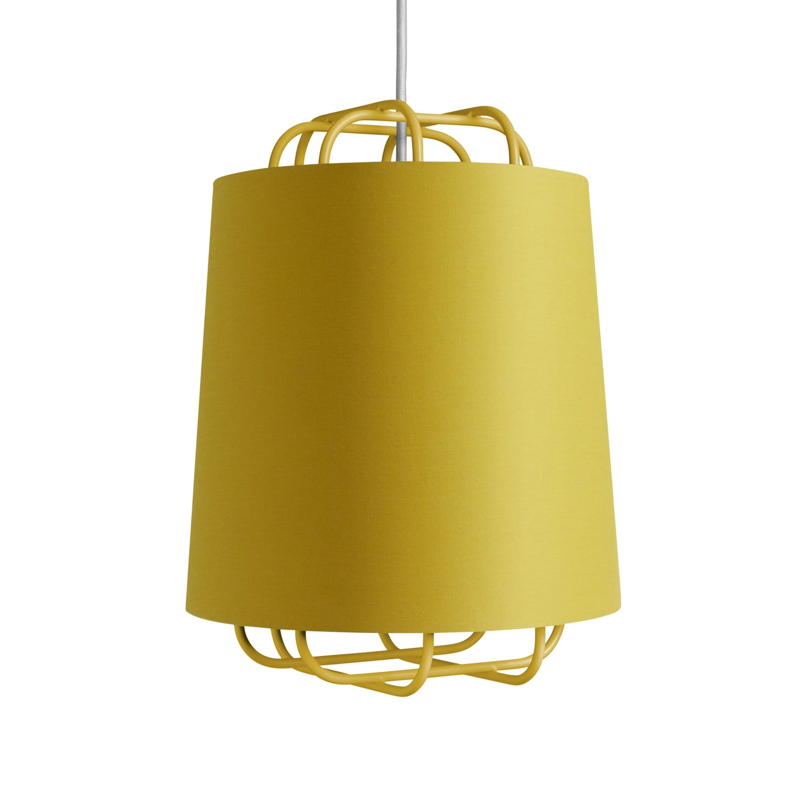 Blu Dot Lighting Ochre Perimeter Small Pendant Light