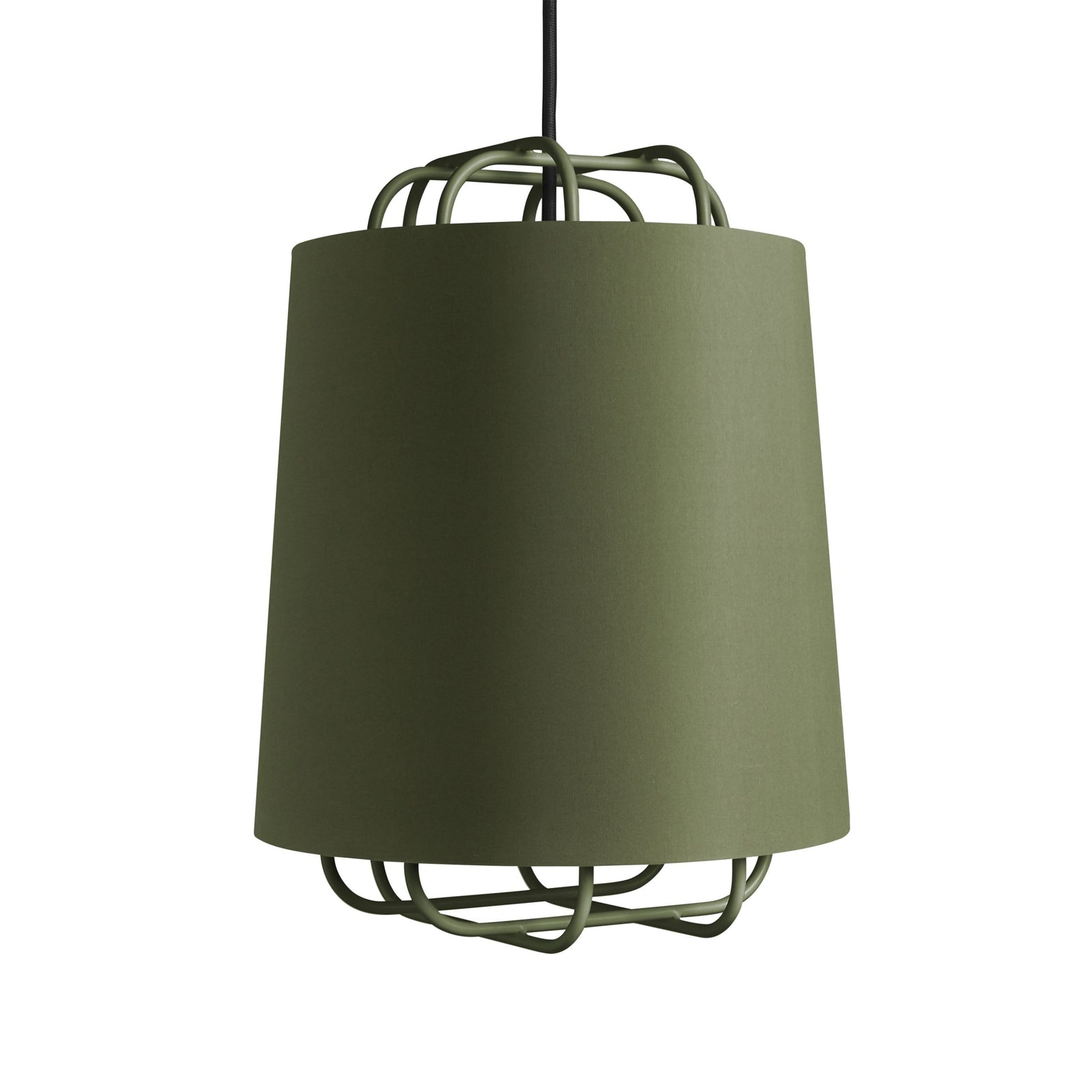 Blu Dot Lighting Olive Perimeter Small Pendant Light