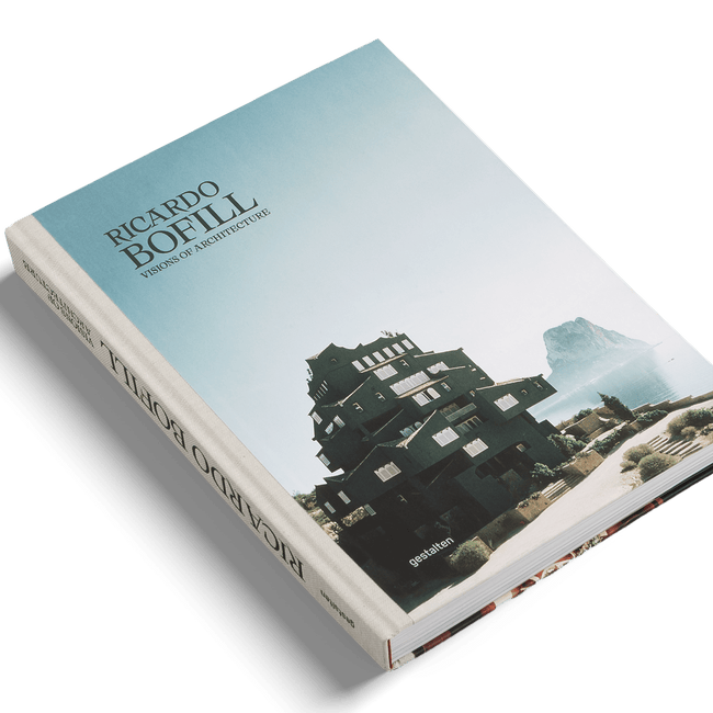 Ingram Publisher Inc. Book Ricardo Bofill, Visions of Architecture