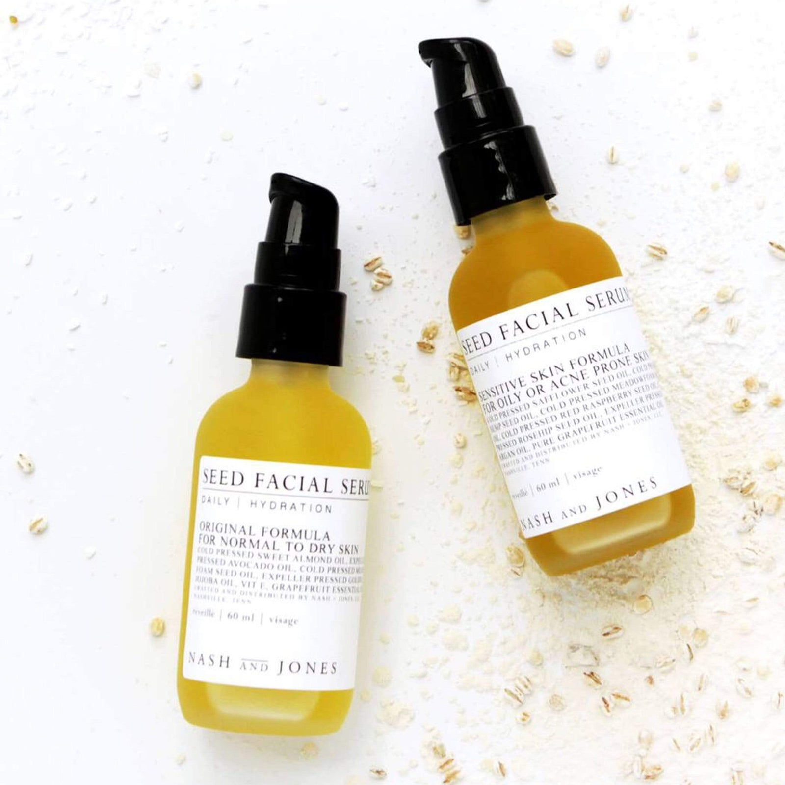 Nash and Jones Body Seed Facial Serum
