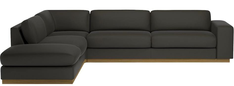 Bolia Furniture Open End Left Sepia 6 Seater Sofa