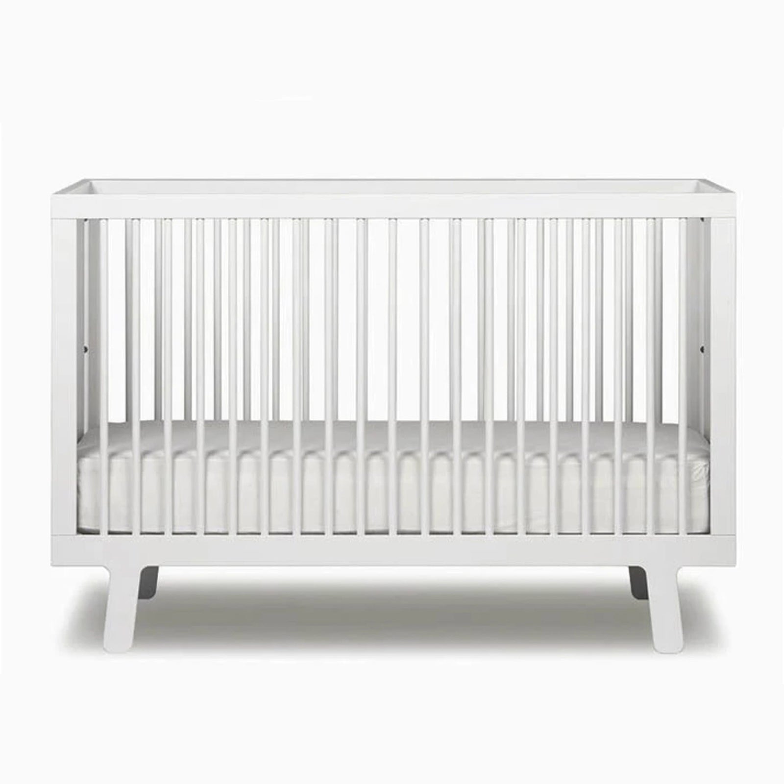 Oeuf Furniture White Sparrow Crib