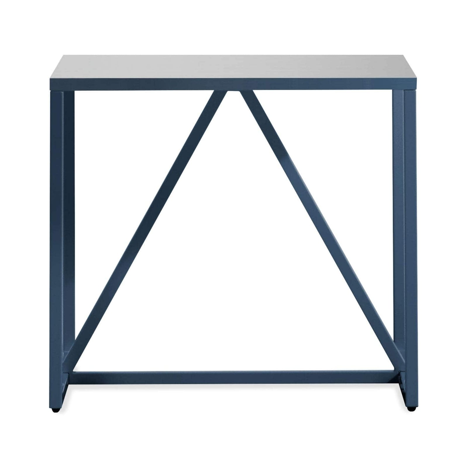 Blu Dot Furniture Navy Strut Side Table