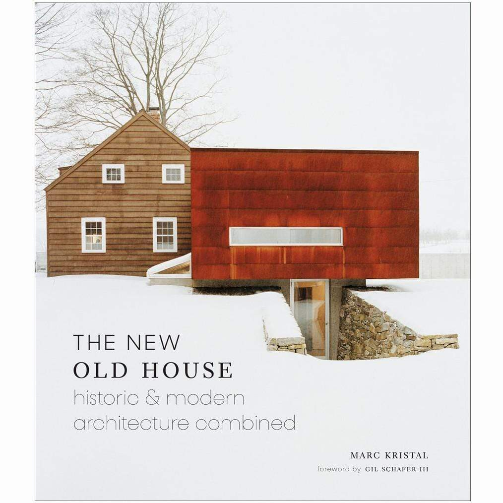 Harper Book Group Book The New Old House: Historic & Modern Architecture Combined