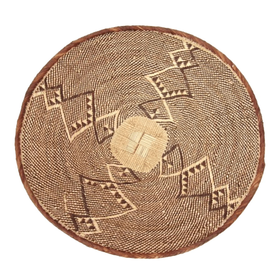 Mbare Wall Decor Tonga Basket - Large