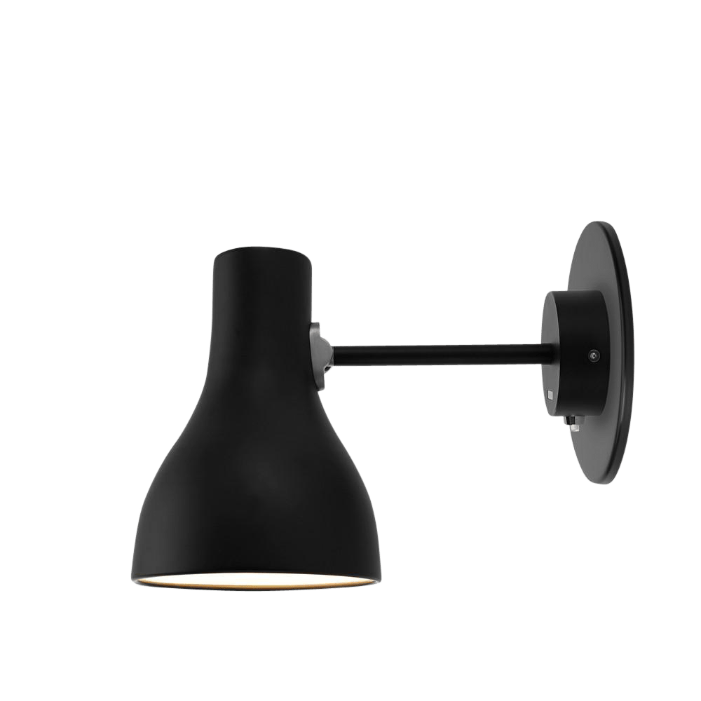 Anglepoise Lighting Jet Black Type 75™ Wall Light