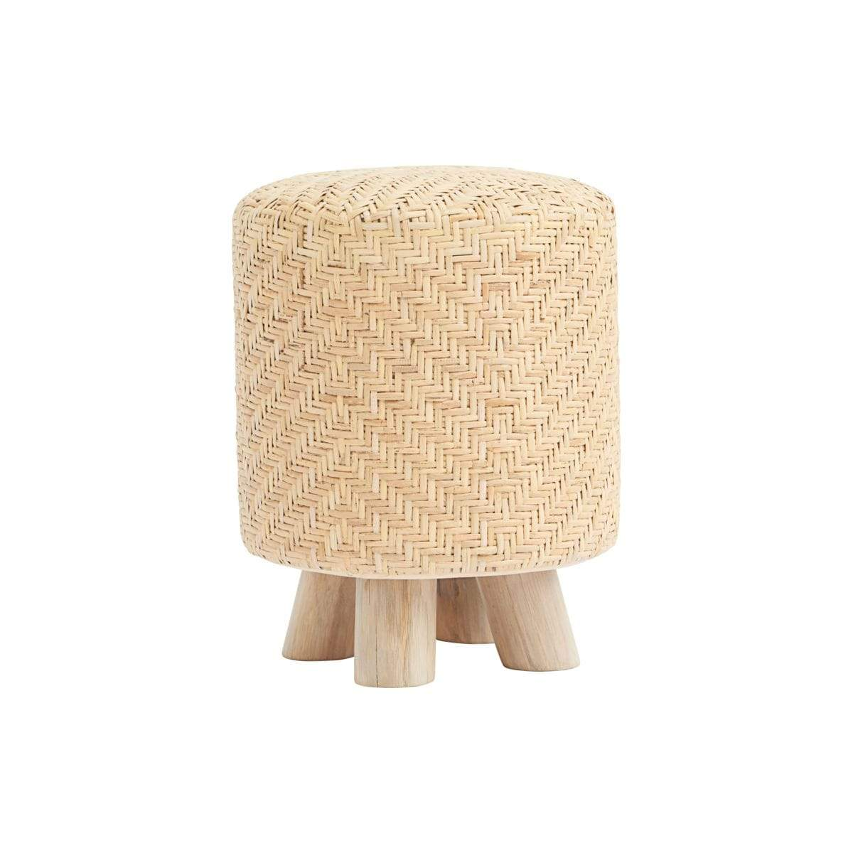 House Doctor Furniture Weave Stool