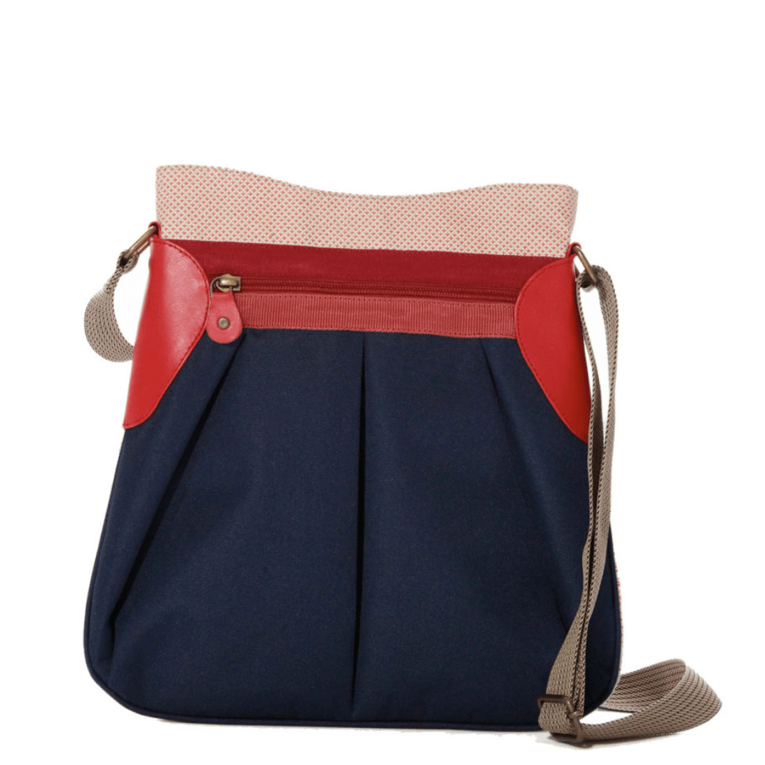 S.A.R.L Moira Purse Ziko Bag - Banjo Poppy