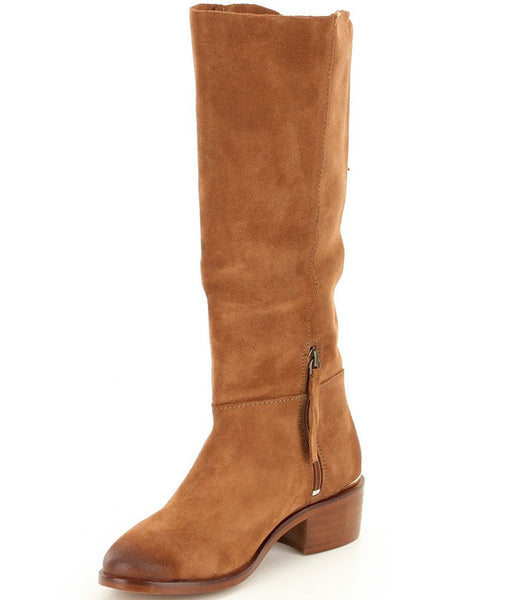 NAUGHTY MONKEY STRIDE SUEDE TALL SHAFT BOOT