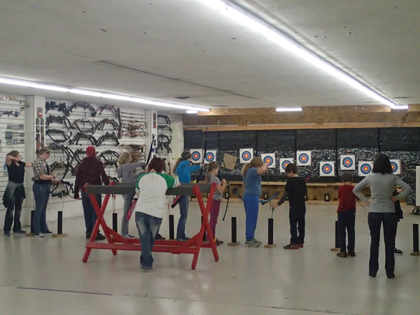 Archery World Vancouver Shop Indoor Shooting Range