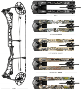 Mathews Halon 6 32