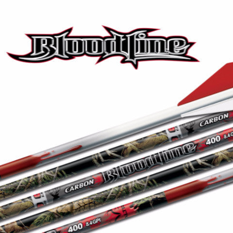 Easton Bloodline Fletched