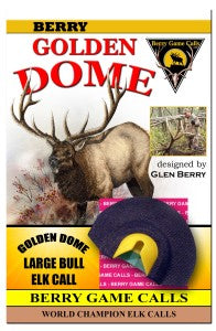 Berry Golden Dome Large Bull