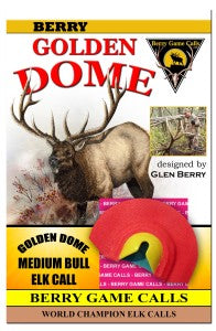 Berry Golden Dome Medium Bull