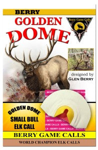 Berry Golden Dome Small Bull