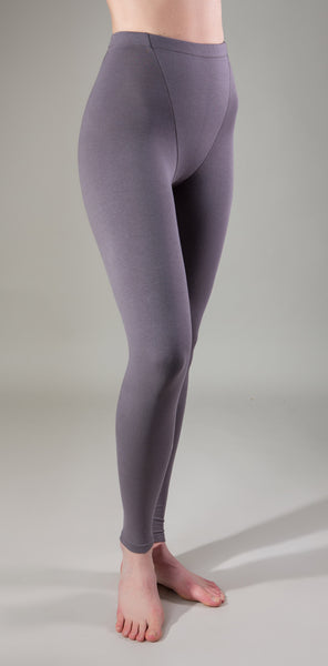 #422 Elastic Waist Ankle Length Leggings