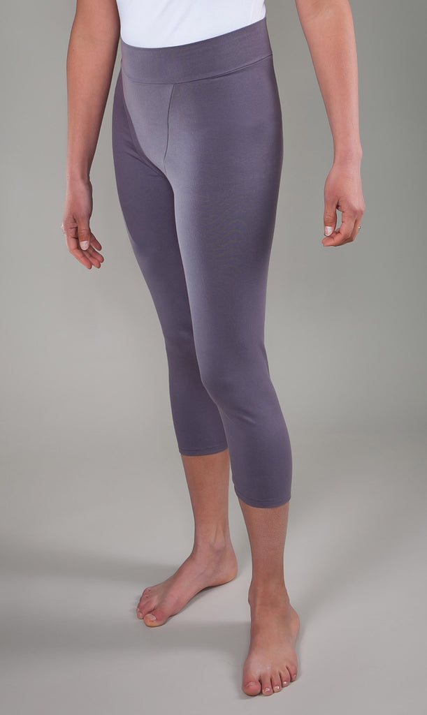 #426 Soft Waist Capri Leggings
