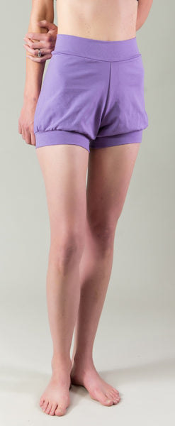 #440 Soft Waist Cuffed Shorts