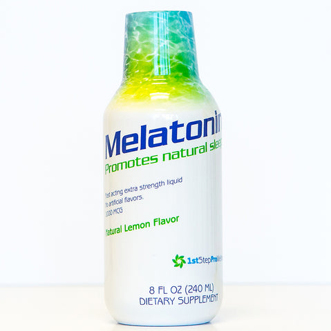 Liquid Melatonin, 5mg, 8oz