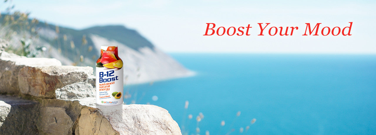 Liquid B12; Boost Your Mood