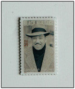 Langston Hughes Lapel Pin