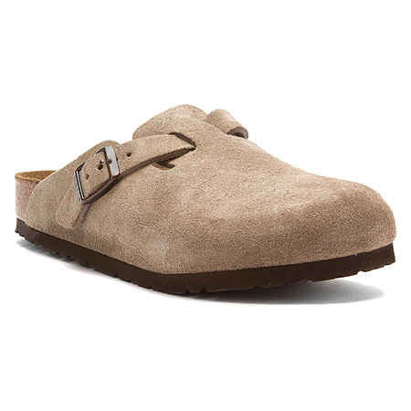 WOMEN'S ARIZONA SUEDE SHEARLING
