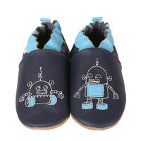 BOY'S ROBOTICS BABY SHOES