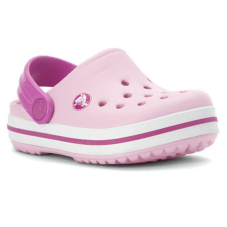 GIRLS CROCBAND KIDS CROCS