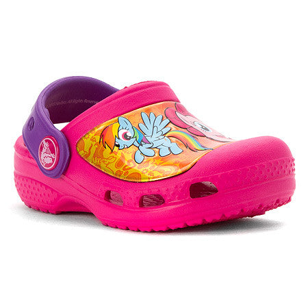 GIRL'S MY LITTLE PONY CLOG