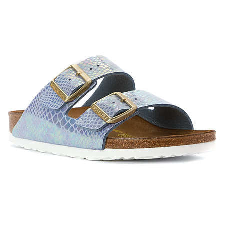 WOMEN'S ARIZONA SHINY SNAKE BIRKO FLOR