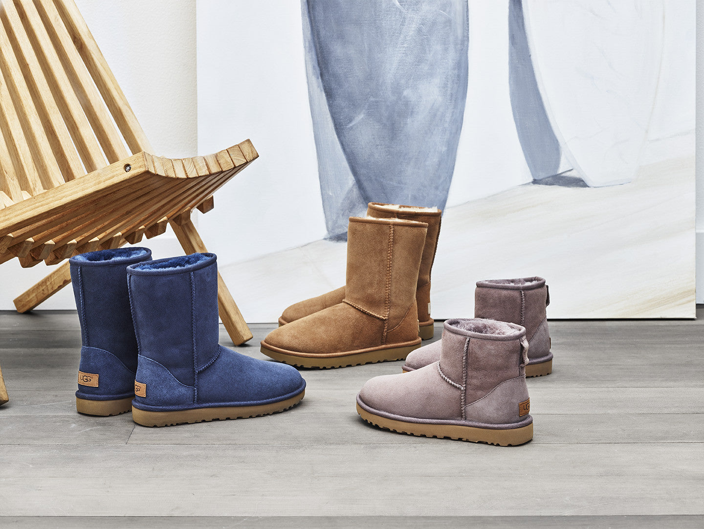 UGG Classic II Collection