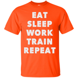 Eat Sleep Work Train Repeat