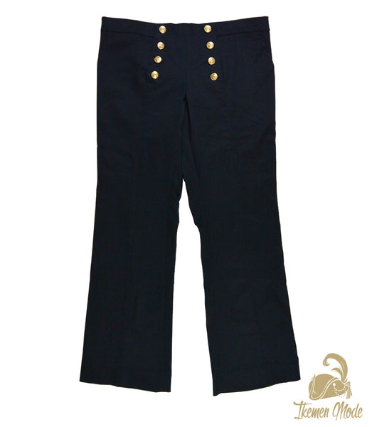King's Side Bishop Pants - Black