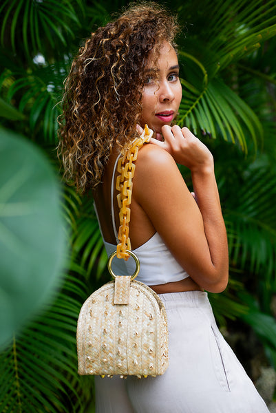 Ulrica Crossbody - Natural