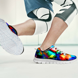 Rainbow Unisex Casual Shoes