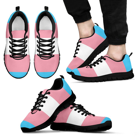 Trans Unisex Sneakers